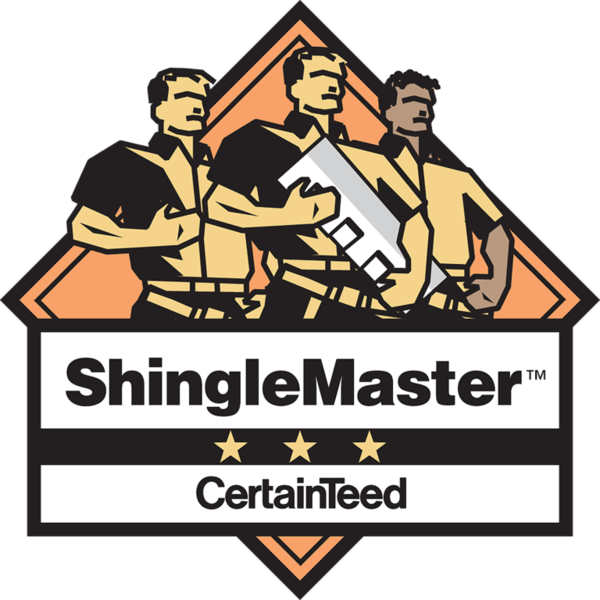 Shingle Master Certainteed Logo Image High Quality Roofing Co. Tallahassee Roofer Orlando Roofer Jacksonville Roofer